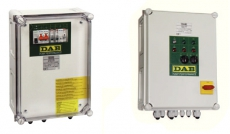 Шкаф управления и защиты 2 насосов DAB E2D22T