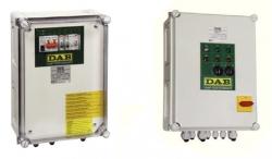 Шкаф управления и защиты для 1 насоса DAB ED0,5T